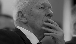 Kornel Morawiecki nie żyje. Legendarny opozycjonista odszedł w wieku 78 lat