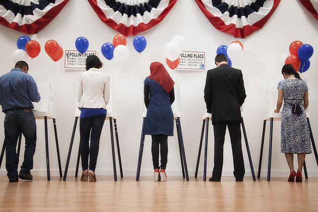 W Stanach Zjednoczonych trwają wybory prezydenckie