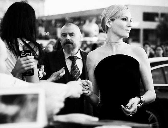 Uma Thurman opowiedziała o napaści seksualnej, jakiej miał dopuścić się Weinstein