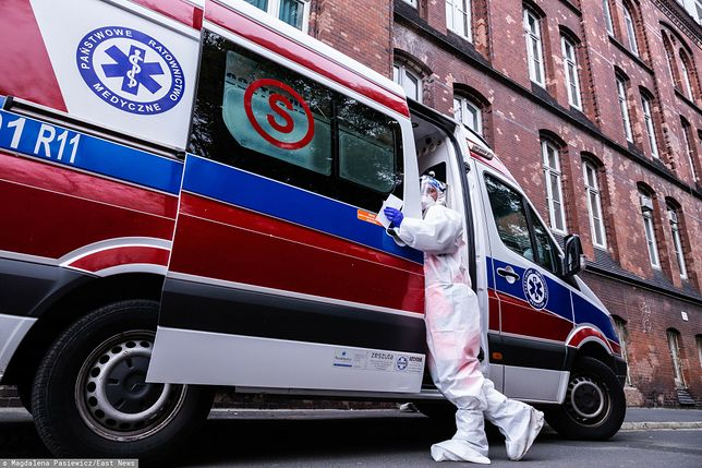 Koronawirus. Ratownicy będą mogli wykonać testy antygenowe już w karetce pogotowia