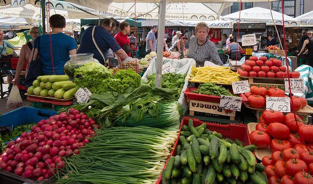 Skąd wziąć zdrowe warzywa i owoce?