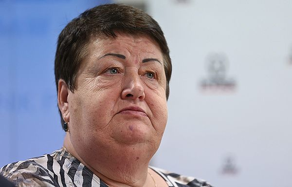 Henryka Krzywonos-Strycharska