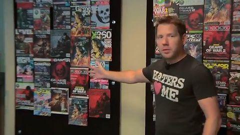 Cliff Bleszinski zaprasza Was na wycieczkę po siedzibie Epic Games