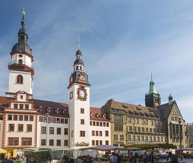 Chemnitz, Niemcy