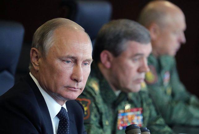 Rosjanie poparli fikcyjnego kandydata na prezydenta. Przekonało ich poparcie Władimira Putina