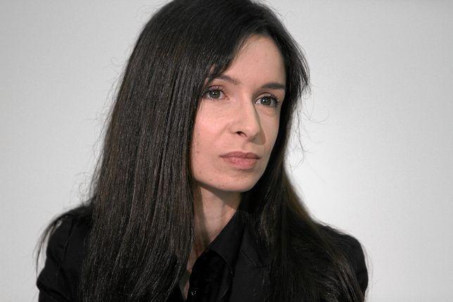 Marta Kaczyńska jest szczęśliwą mamą