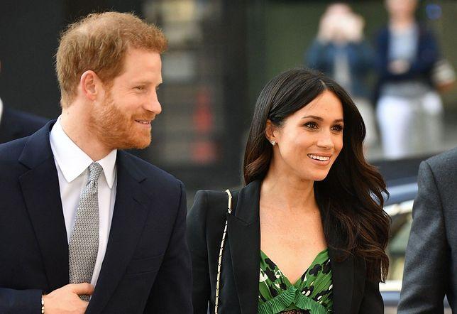 Harry'ego i Meghan od ślubu dzieli kilka dni