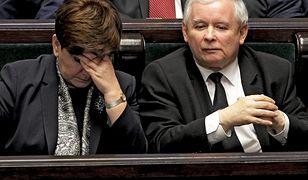 """""""Należało się!"""" - wykrzyczane przez Beatę Szydło z sejmowej mównicy wpędziło PiS w nie lada kłopoty"""