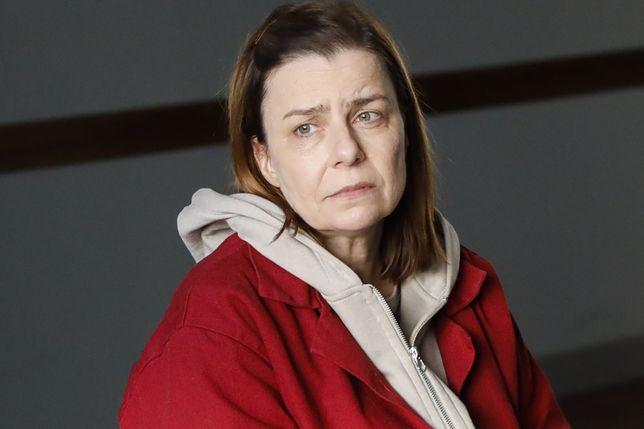 Agata Kulesza ma za sobą ciężki rozwód