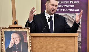 KUL. Przemysław Czarnek: utworzymy nową dyscyplinę naukową