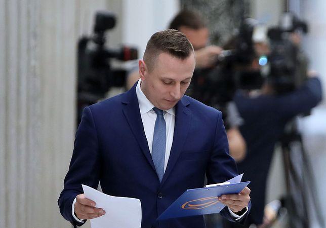 Krzysztof Brejza kontra TVP. Pisze skargę i mówi: szczujnia PiS-owska