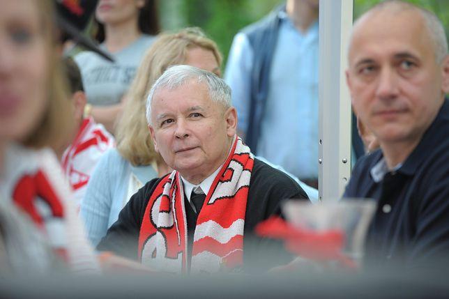 Kaczyński jak Zidane, PiS jak Galacticos. Partia ma być jak zespół: rywalizować ma każdy z każdym