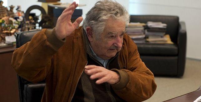 Jose Mujica - najbiedniejszy prezydent świata