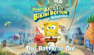 SpongeBob SquarePants: Battle for Bikini Bottom - Rehydrated. Nowy zwiastun trafił do sieci
