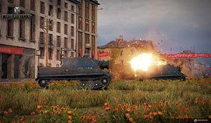 Poprowadź najbardziej nietypowy czołg w historii  World of Tanks na PC!
