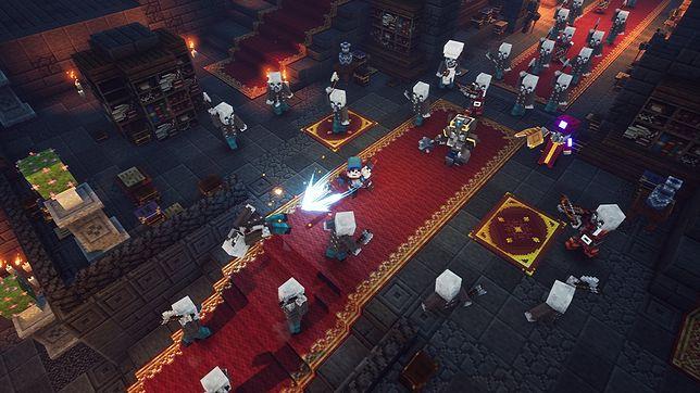 Minecraft Dungeon już jest