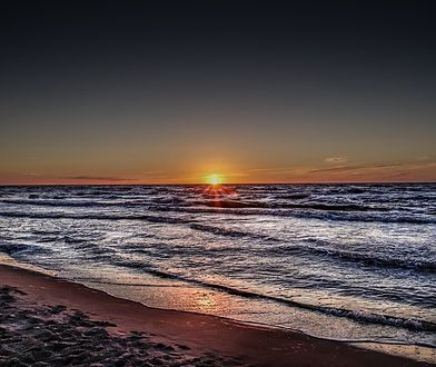 List w butelce znaleziony na plaży w Łebie