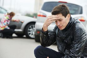 Wypadki samochodowe - zasady postępowania, pierwsza pomoc, resuscytacja