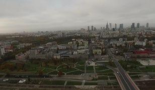 Zobaczcie film o tegorocznej jesieni w Warszawie [WIDEO]