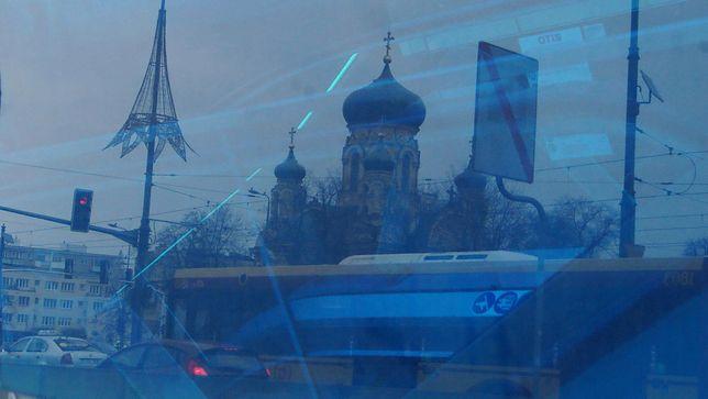 Smog w Warszawie w czwartek 23 stycznia 2020 r.