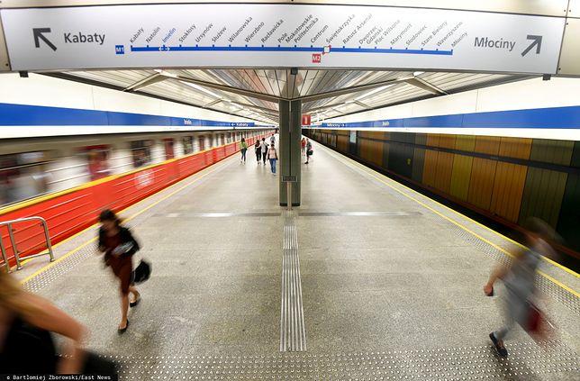 Warszawa. Drogowcy zgodzili się na zmiany w pobliżu stacji metra Imielin