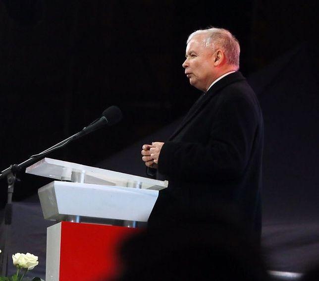 """""""Dość czekania! Na Krakowskim Przedmieściu stanie pomnik Lecha Kaczyńskiego!"""" - zapowiedział Prezes PiS."""