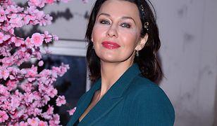 Anna Popek jest od lat związana z Telewizją Polską