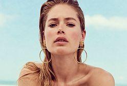 """Doutzen Kroes zaprasza na plaże w """"Vogue Ukraine"""""""