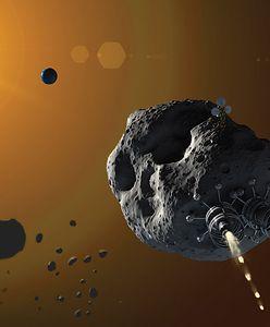 Planetoida tuż pod nosem Słońca