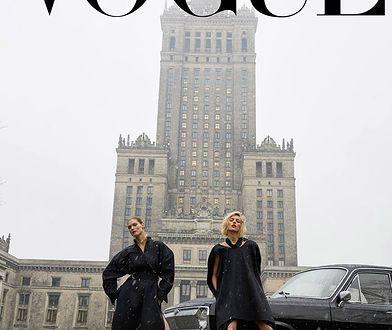 Okładka pierwszego numeru Vogue'a w Polsce budzi sporo kontrowersji