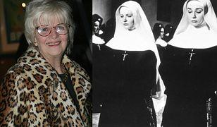 """Patricia Bosworth wystąpiła u boku Audrey Hepburn (pierwsza z prawej) w """"Historii zakonnicy"""""""
