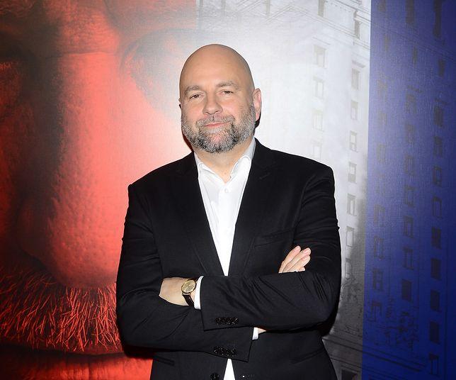"Łukasz Kośmicki, reżyser filmu ""Ukryta gra"""