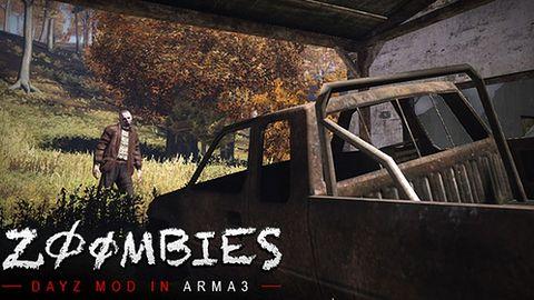Zoombies: fani sami przenieśli moda DayZ do nowej odsłony Army