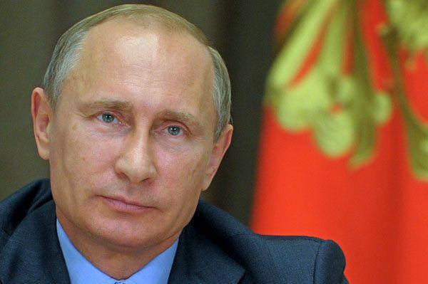 """Władimir Putin oburzony. """"Całkowite milczenie. Jakby nic się nie działo"""""""
