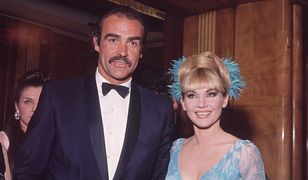 Connery miał bić żonę. Dziennikarz: Pamiętam jej podbite oko i opuchnięty policzek