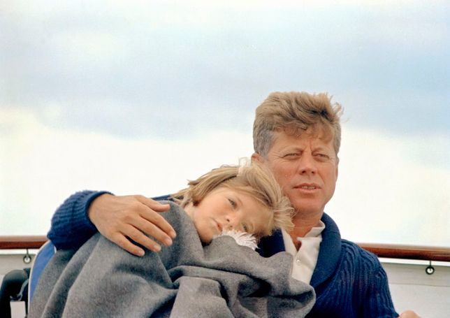 Ostatnie żyjące dziecko Johna F. Kennedy'ego: tęsknię za nim każdego dnia