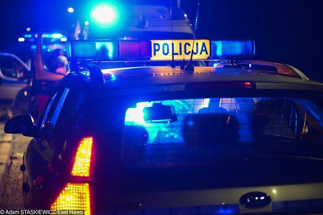 Kozienice. Dzięki szybkiej reakcji policji uniknięto tragedii.