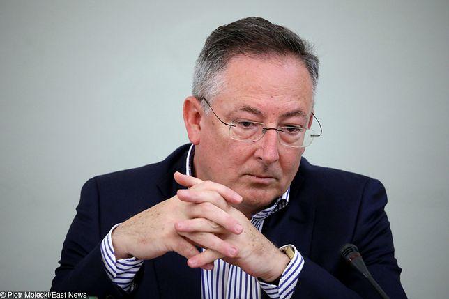 Bartłomiej Sienkiewicz ostrzega przed szefem MSWiA Mariuszem Kamińskim