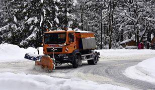 Na południu Polski zima jak z bajki