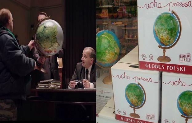 Globus Polski to już nie tylko kabaretowa fikcja. Nie jest tani