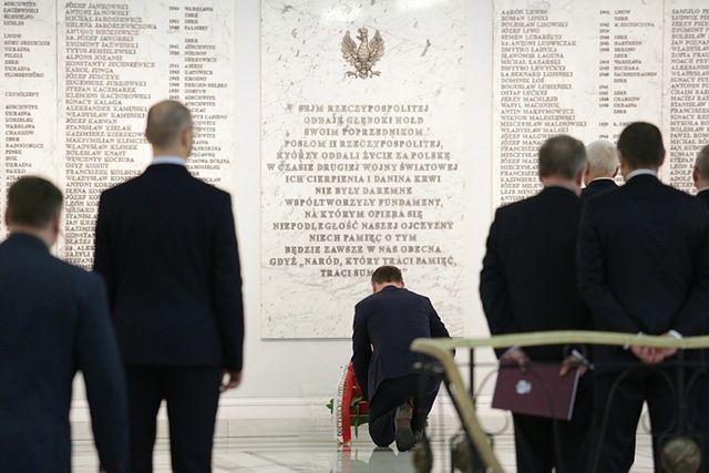 Pierwsze posiedzenie Sejmu VIII kadencji