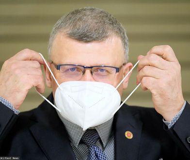 Dr. Grzesiowskiemu chcą odebrać prawo do wykonywania zawodu. Lekarz zabrał głos