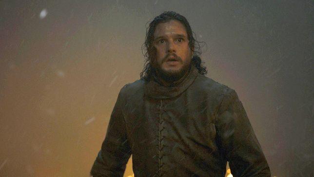 Jon Snow w Bitwie pod Winterfell