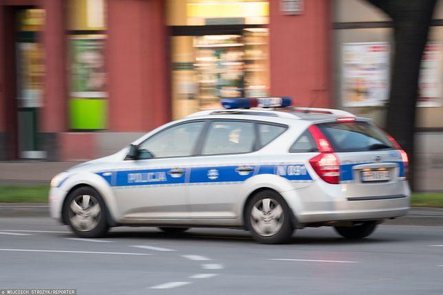 Warszawa. Pościg za złodziejami aut / foto ilustracyjne