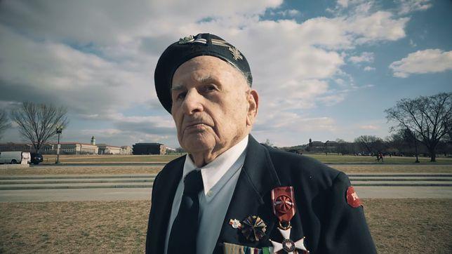 """Weteran II wojny światowej: """"Myśleliśmy, że wstrząśniemy sumieniem świata. A świat nie miał sumienia"""" [WYWIAD]"""
