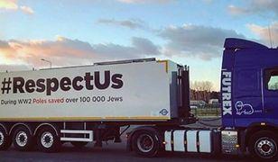Specjalne ciężarówki ruszyły w Europę
