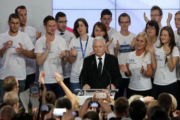 """""""Sueddeutsche Zeitung"""": powrót nacjonalizmu i populizmu w Polsce"""