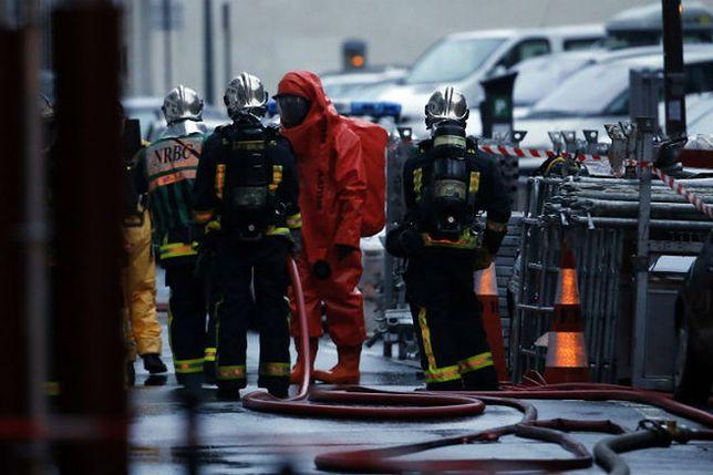 Ewakuacja we Francji. Cysterna z chemikaliami grozi wybuchem