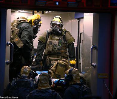Kolonia: akcja antyterrorystów w wieżowcu. Tunezyjczyk przechowywał w domu toksyczne substancje