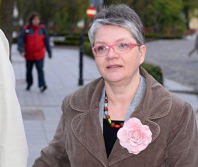 Dorota Zawadzka jest babcią